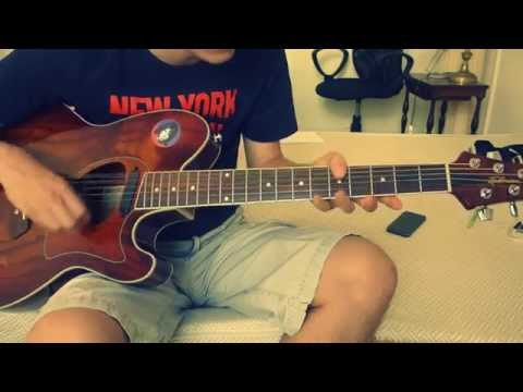 neil young - natural beauty tutorial guitar (second upload)