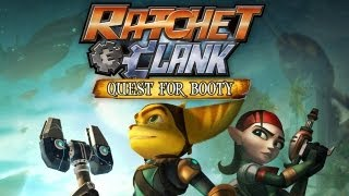 CGR Undertow - RATCHET & CLANK FUTURE: QUEST FOR BOOTY review for PlayStation 3