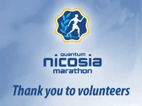 Quantum Nicosia Marathon 2010 - Thank You To Volunteers (Radio Commercial)