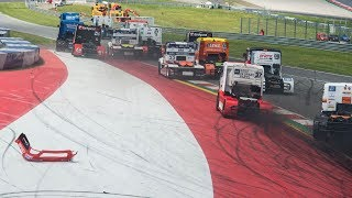 Official highlights of FIA ETRC 2017 Round 1 at Red Bull Ring