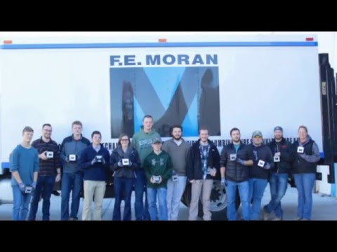Milwaukee School of Engineering and Bradley University HVAC Shop Tours by F.E. Moran
