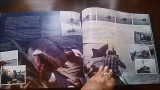 JAWS: Memories From Martha's Vineyard book (Page by Page Flip-Thru)