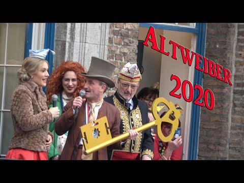 altweiber düsseldorf 2020