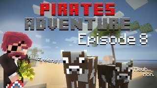 #8 Minecraft: Pirates Adventure - LE COFFRE AUX TRÉSORS !