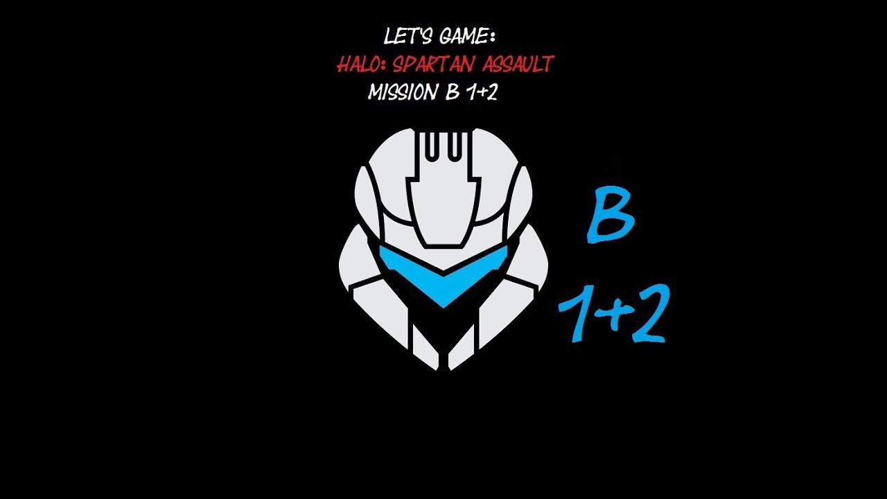 Halo Spartan Assault Mission B 12 Lumia 820 Youtube
