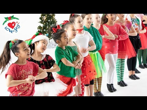 Deck the Halls Dance 2018 | Christmas Dance Song for Kids Choreography
