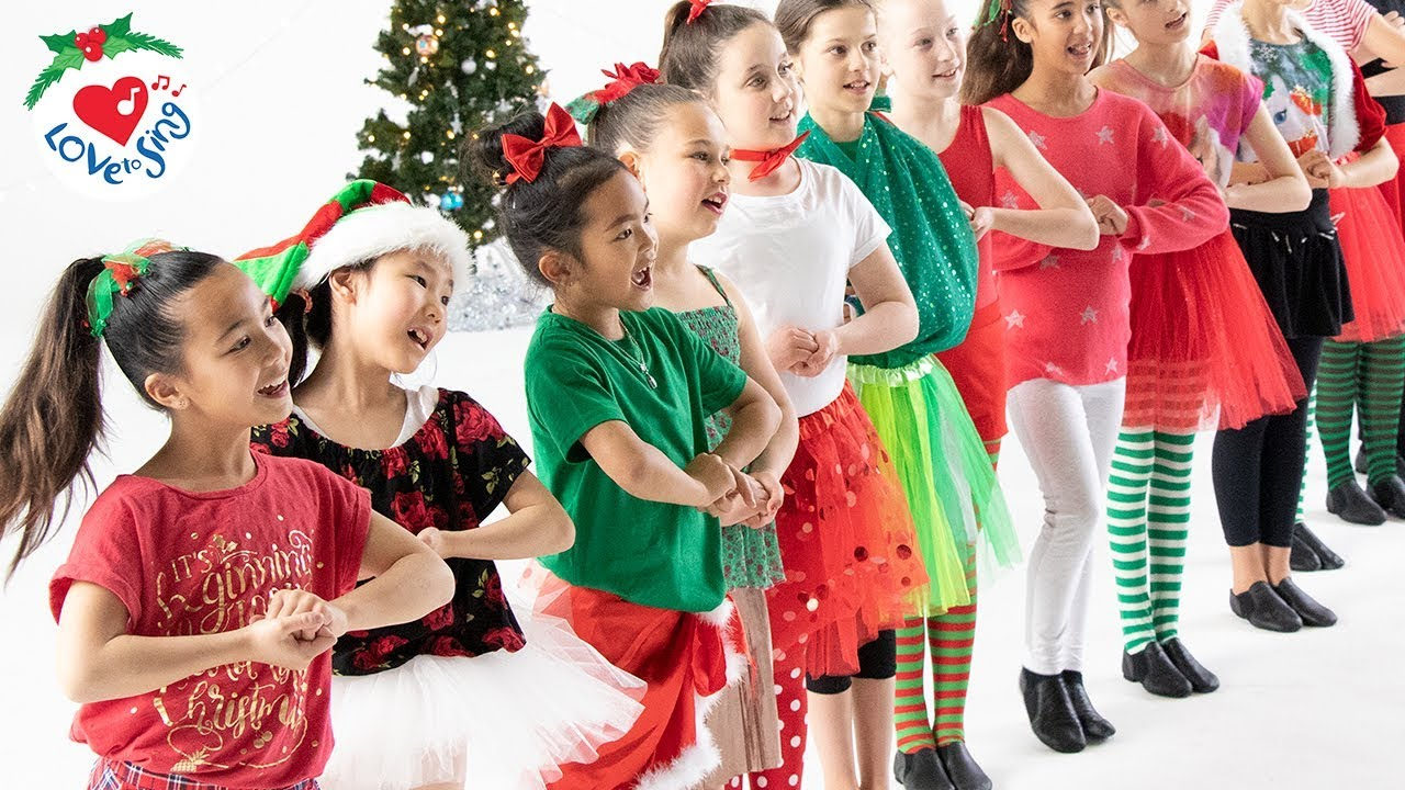 Deck the Halls Dance | Christmas Dance Song for Kids Choreography | Christmas Dance Crew