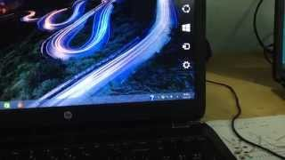 Run Recovery on ANY HP laptop Windows 8.1