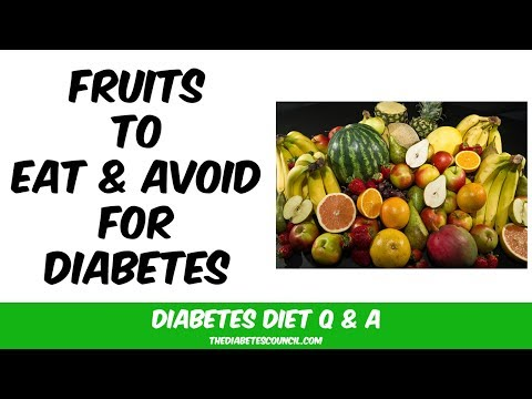 What Fruits Are Good And Bad For Diabetics