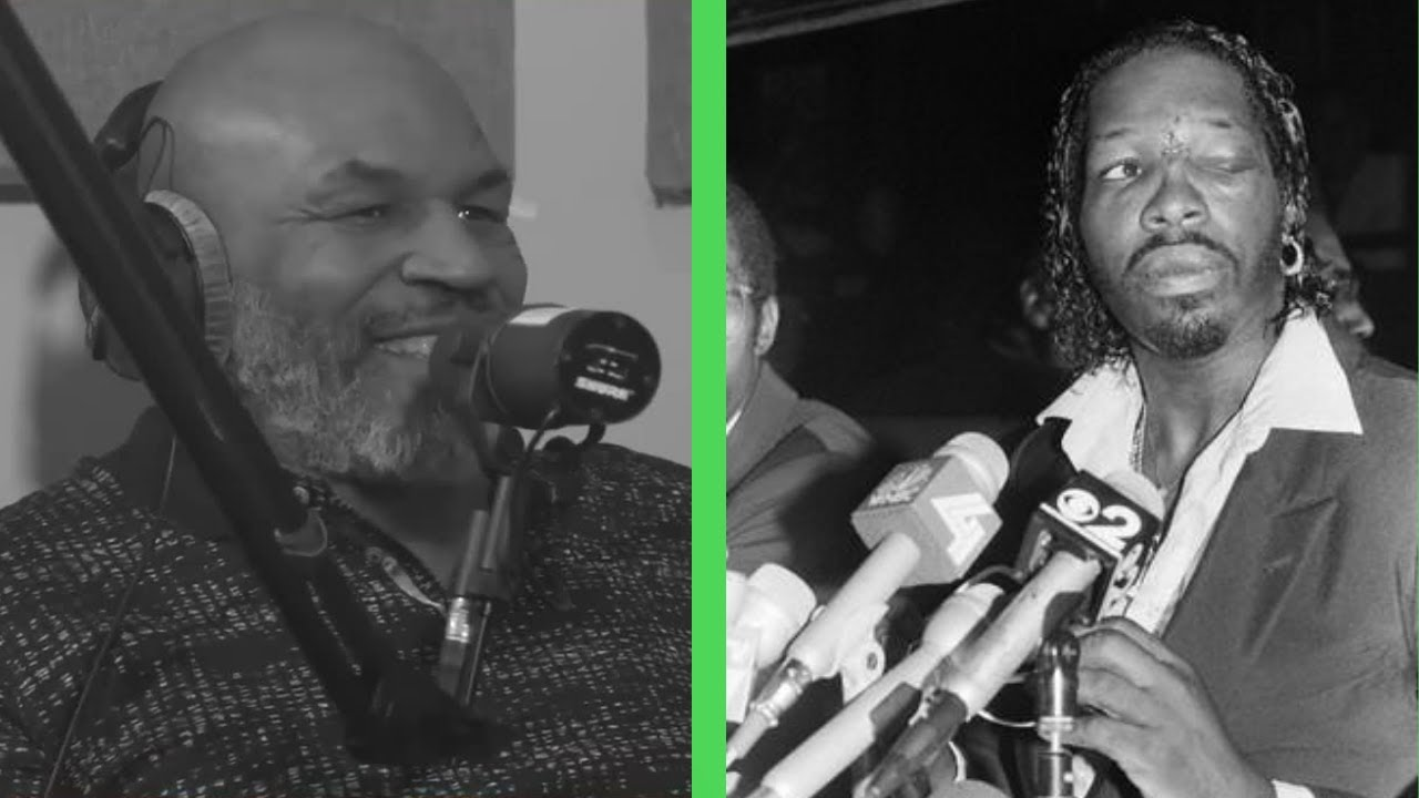 Download Mike Tyson tells his Famous Street Fight Story with Mitch Green | Hotboxin with Mike Tyson