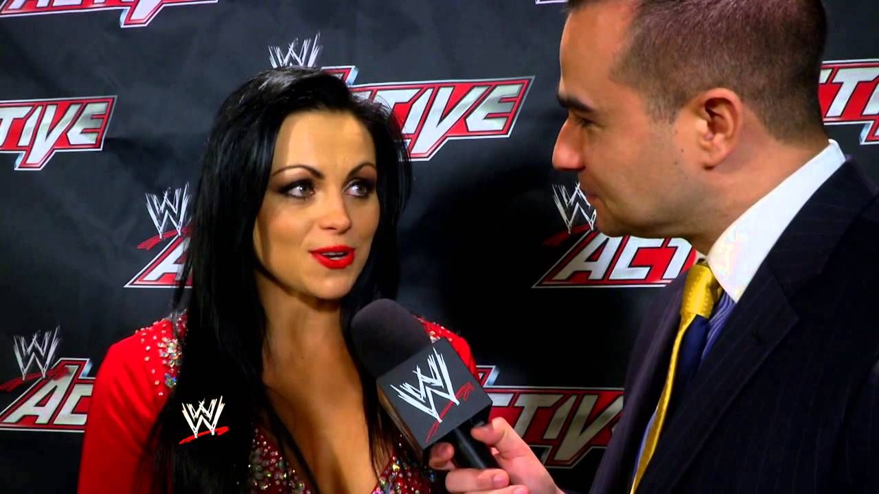 Aksana discusses Trish Stratus being inducted into the WWE ... Trish Stratus And Jeff Hardy 03.24.2003