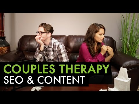 SEO and Content Go to Couples Therapy