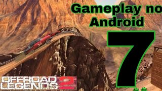 Offroad legends 2 Gameplay no Android