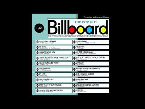 Billboard Top Pop Hits - 1966