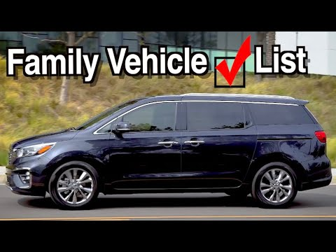 Don't Skip These Family Car Checklist Items