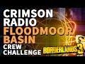 Crimson Radio Floodmoor Basin Borderlands 3