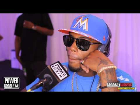 2013 BET AWARDS | Rikki Martinez Interviews B.O.B.