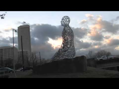 Unveiling of the Tolerance sculptures across from the site of the Ismaili Center, Houston : TheIsmai