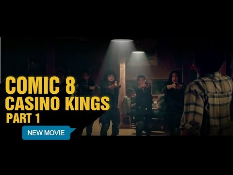 Comic 8: Casino Kings Part1 | Comic 8 Serbu markas musuh