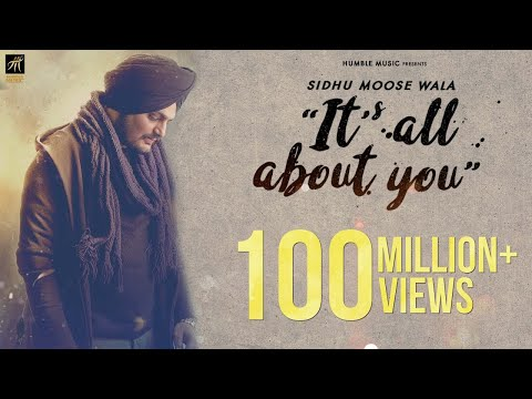 Mix - Its All About You | Sidhu Moose Wala | Intense | Valentine Day Special Song 2018 | Humble Music