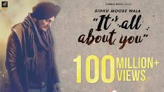 Its All About You Sidhu Moose Wala Intense Valentine Day Special Song 2018 Humble Music