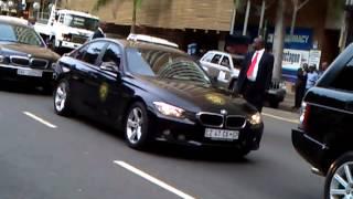 Justice Skweyiya's funeral leaves Durban City Hall