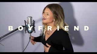 Ariana Grande, Social House - boyfriend (Cover by Victoria Skie) #SkieSessions