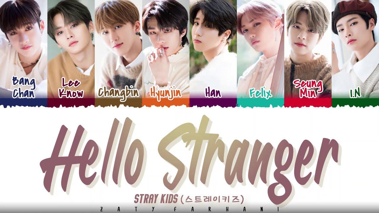 Download STRAY KIDS (스트레이키즈)  - 'Hello Stranger' [만찢남녀 (Pop Out Boy!)] Lyrics [Color Coded_Han_Rom_Eng]