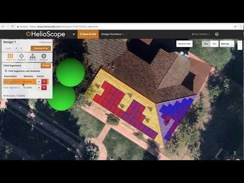 5 Minute Residential Solar Design in HelioScope