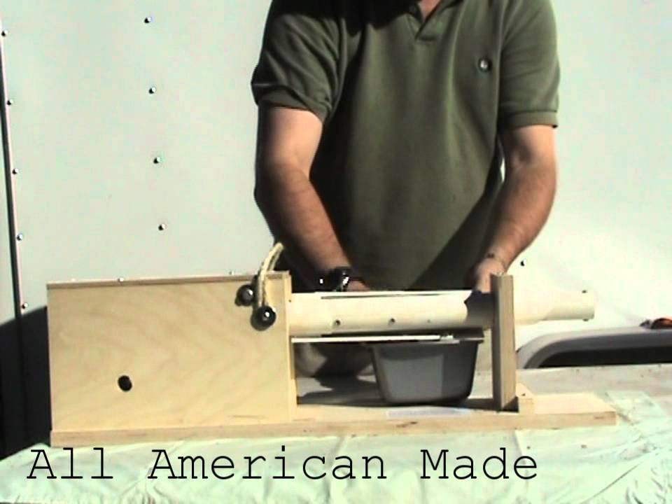 Electric Pecan Cracker Demo Kinetic Kracker Doovi