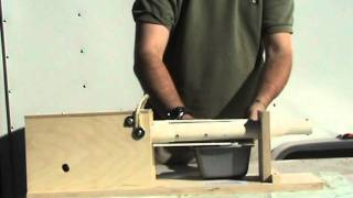 Electric Pecan Cracker Demo/ Kinetic Kracker