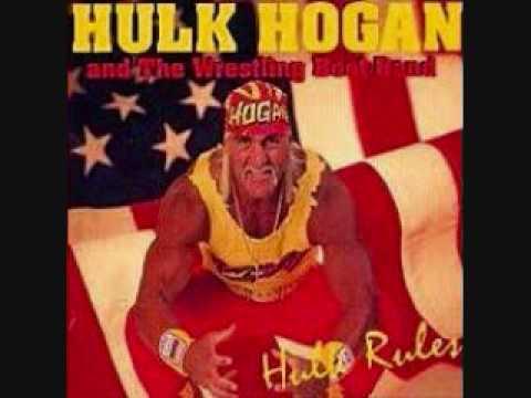 American Made by Hulk Hogan & The Wrestling Boot Band