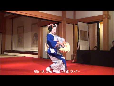 ひえつき節(宮崎県民謡)