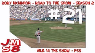 MLB 14: Road to the Show - Major League Starter - [Ep 21]