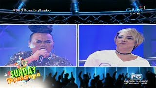Sunday PinaSaya: Super Tekla vs Donita Nose