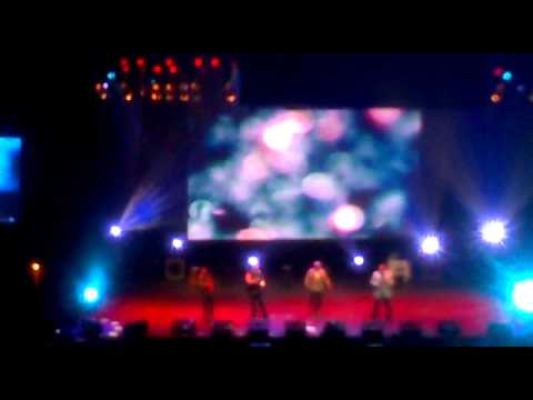 All 4 one - I Can Love You Like That - Manila - Arabeta Coliseum - 090711