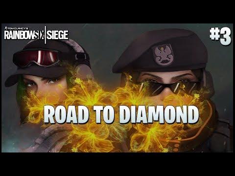 🔴 ROAD TO DIAMONDS #3 ◄► Caramelo Rainbow Six Siege Gameplay Español