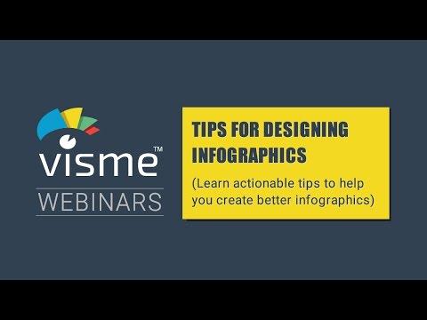 Webinar - Useful tips for Designing Infographics