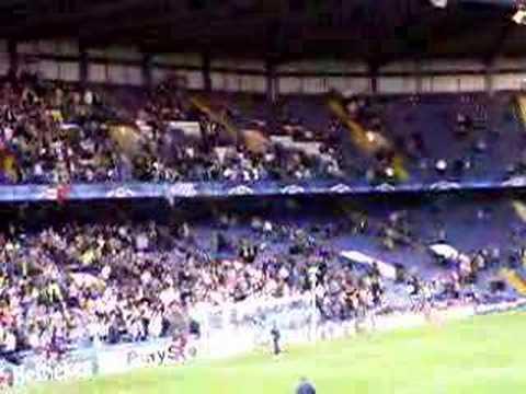Chelsea-Rosenborg, where are the fans?
