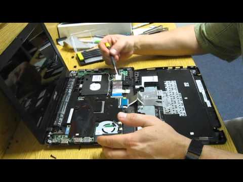 Fix Asus X200 Keyboard Errors
