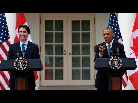 Barack Obama offers advice to Justin Trudeau