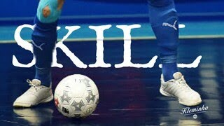 Repeat youtube video Futsal ● Beautiful Skills, Tricks and Goals ● Volume #2