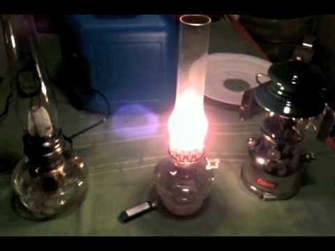 Aladdin 23, Brenner Matador Kerosene-oil lamps, Coleman 202 ...