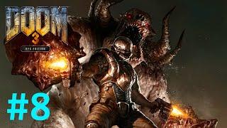 видео [Все секреты] [Кошмар] Прохождение Doom 3 Lost Mission (часть 4)