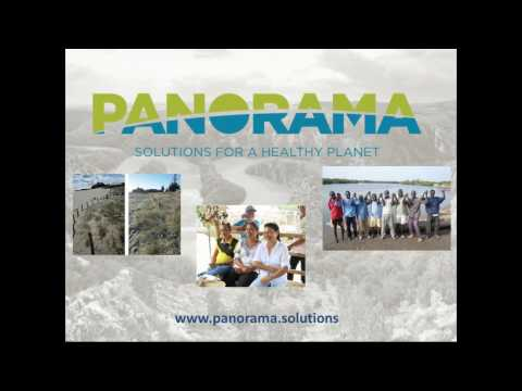 PANORAMA webinar: Gender mainstreaming solutions for protected areas