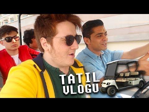 İŞTE YENİ 10 KİŞİLİK ARABAMIZ !! - EKİP TATİLDE !