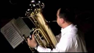 Ombra mai fu : Tuba and Windband