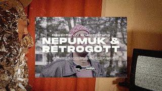 Retrogott & Nepumuk – Rauschen // Erleichterung