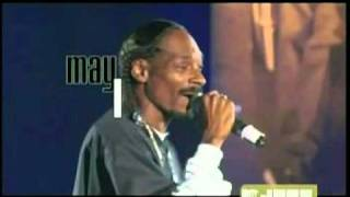 "Snoop Dogg ""Gin & Juice"" Live @ MTV The Life & Rhymes, 09-26-2006"