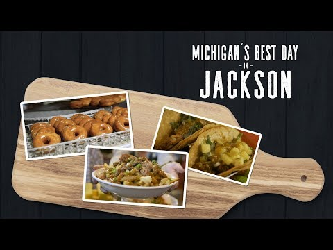 Michigan's Best Day In Jackson: Six Great Spots For Tasty Eats